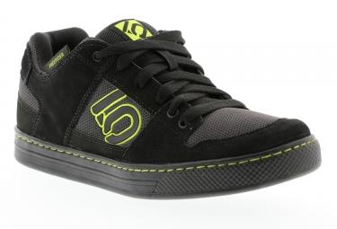 chaussures de vtt fiveten 2017 freerider noir jaune