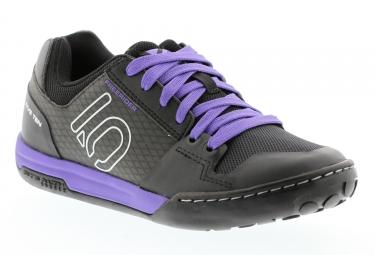 paire de chaussures femmes fiveten 2017 freerider contact violet