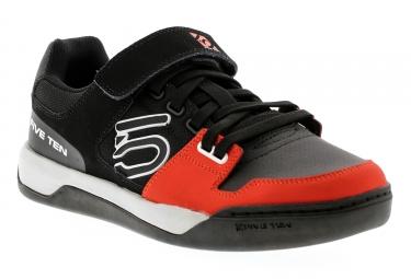 chaussures vtt fiveten 2017 hellcat noir rouge