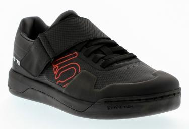 chaussures vtt fiveten 2017 hellcat pro noir rouge