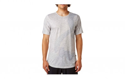 t shirt fox eyecon gris