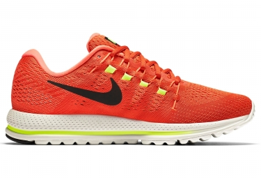 nike air zoom vomero 12 orange homme