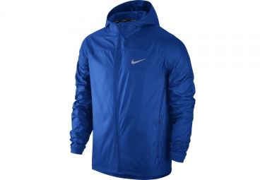 veste nike shield bleu