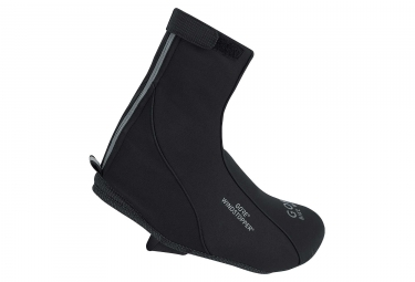 couvre chaussures gore bike wear road gore windstopper thermo noir