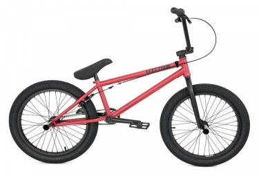 bmx freestyle flybikes electron 20 5 rouge mat