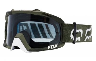 masque fox air defence camo vert ecran transparent