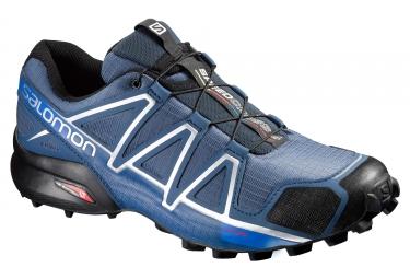 salomon speedcross 4 bleu