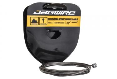 cable jagwire de freins vtt 1 5 x 3500mm shimano sram