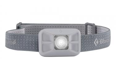 black diamond lampe frontale gizmo gris
