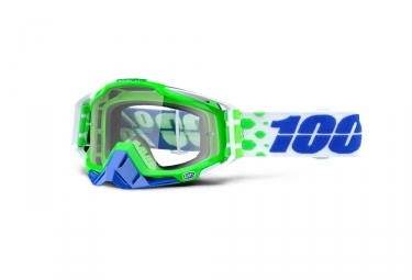100 masque racecraft alchemy vert ecran transparent