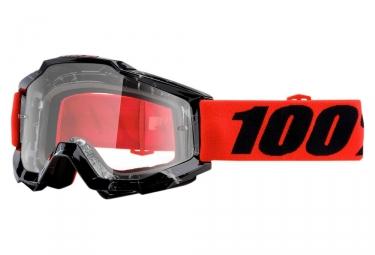 100 masque accuri inferno noir ecran transparent