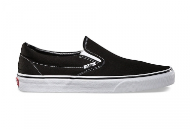 chaussures vans slip on noir blanc