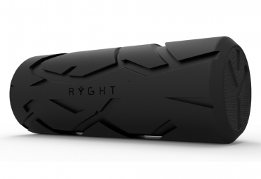 enceinte portable ryght jungle noir