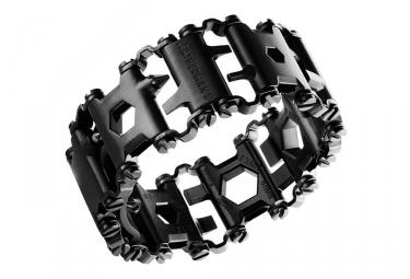 bracelet multi outils leatherman tread 29 fonctions noir