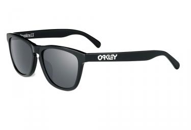 lunettes oakley frogskins lx noir gris ref oo2043 01