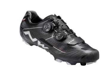 paire de chaussures vtt northwave extreme xcm noir