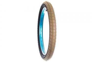 pneu flybikes fuego tan flancs noir