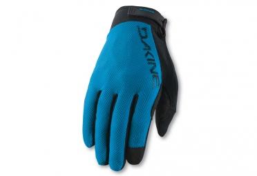 gants longs dakine exodus 2017 bleu noir