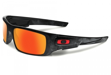 lunettes oakley crankshaft camo orange iridium ref oo9239 11