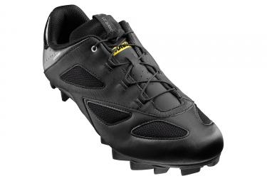 paire de chaussures vtt mavic crossmax 2017 noir