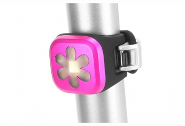 eclairage arriere knog blinder 1 flower rose