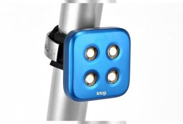 lampe arriere knog blinder 4 standard bleu