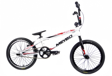 bmx race meybo clipper comp pro xl argent noir rouge 2017