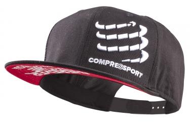 casquette compressport noir