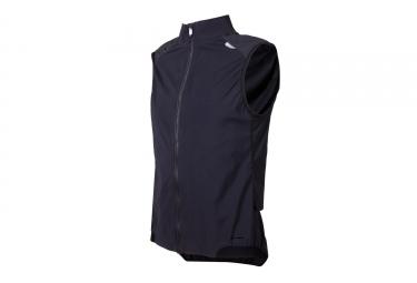 veste coupe vent sans manches poc 2017 resistance pro xc noir