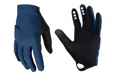 paire de gants poc 2017 resistance dh bleu