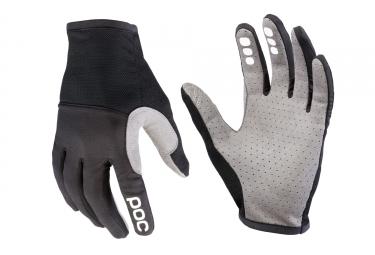 paire de gants poc 2017 resistance pro xc noir gris