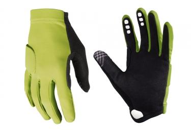 paire de gants poc 2017 resistance dh jaune
