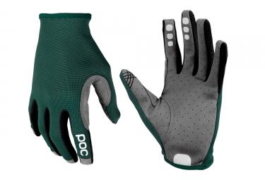 paire de gants poc 2017 resistance enduro vert