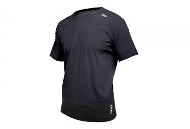 maillot manches courtes poc resistance pro xc noir