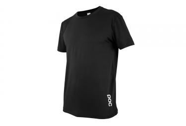 maillot manches courtes poc 2017 resistance enduro light noir