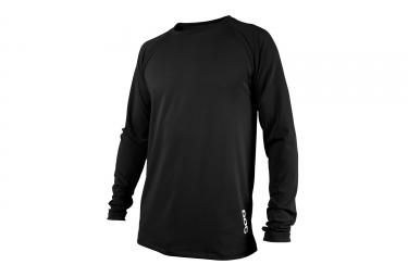 maillot manches longues poc 2017 resistance dh noir