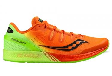 saucony freedom iso orange