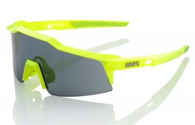 lunettes 100 speedcraft base sl jaune ecran fume