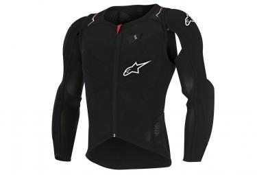 veste de protection alpinestars evolution 2017 manches longues noir
