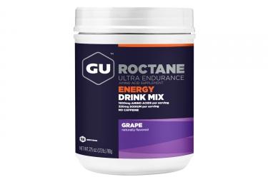 gu boisson energetique roctane raisins 780g