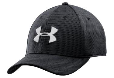 casquette de sport under armour blitzing ii noir