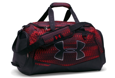 sac de sport under armour storm undeniable ii 60l rouge noir