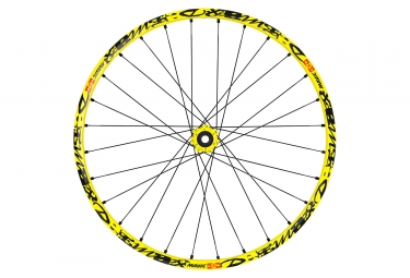 roue avant mavic deemax dh ultimate 2017 27 5 axe 20mm