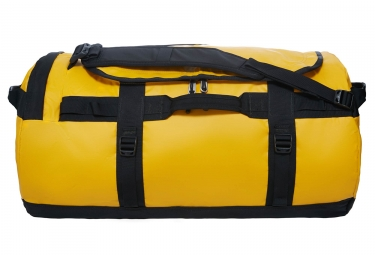 sac de sport the north face duffel base camp jaune