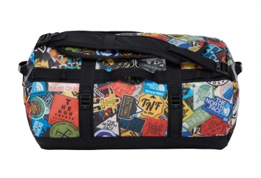 sac de sport the north face duffel base camp multi couleur