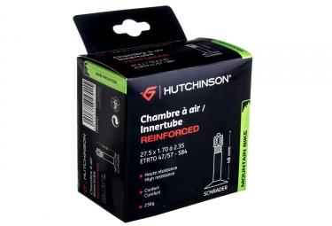 hutchinson chambre a air renforcee 27 5 x 1 70 2 35mm schrader 48mm