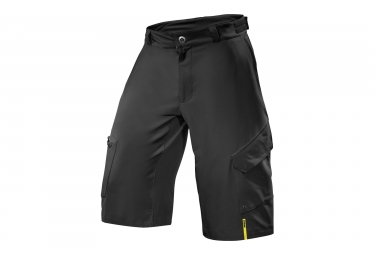 short vtt mavic 2017 crossmax pro noir sous short non inclu
