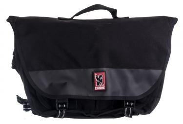 sac chrome mini buran noir rouge