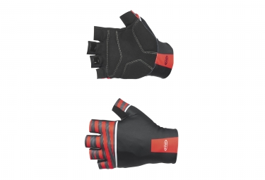 gants courts northwave switch line noir rouge 2017