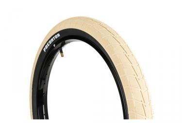 pneu eclat predator bruno hoffmann beige flanc noir